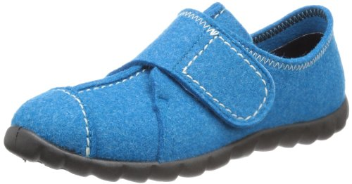 Superfit Happy Low Unisex-Child Turquoise Türkis (türkis 73) Size: 28