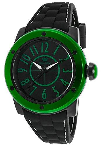Glam Rock Aqua Rock Reloj de mujer cuarzo suizo 42mm correa de silicona AR5008