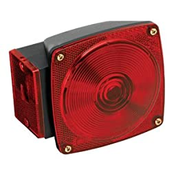 WESBAR 6-FUNCTION SUBMERSIBLE TAILLIGHT RIGHT/CURBSIDE \