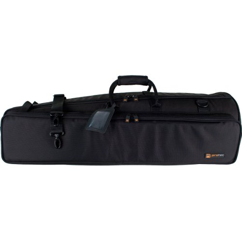 Protec Deluxe Bass Trombone Bag - Black