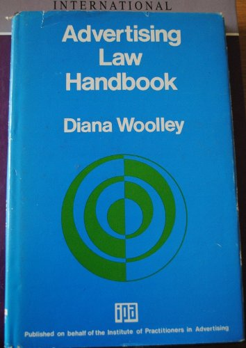 Advertising Law Handbook