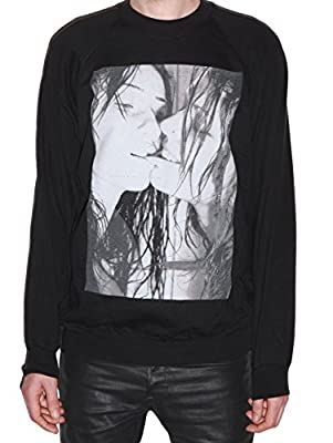 Kissing Girls SEXY Pin UP Black Grunge & Dope Chic Sweatshirt
