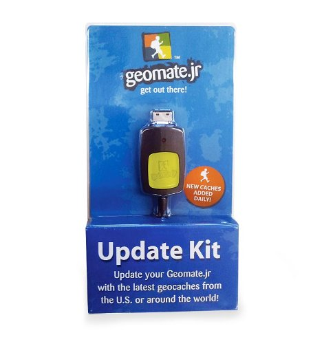 Geomate Jr. Geocaching GPS Update Kit