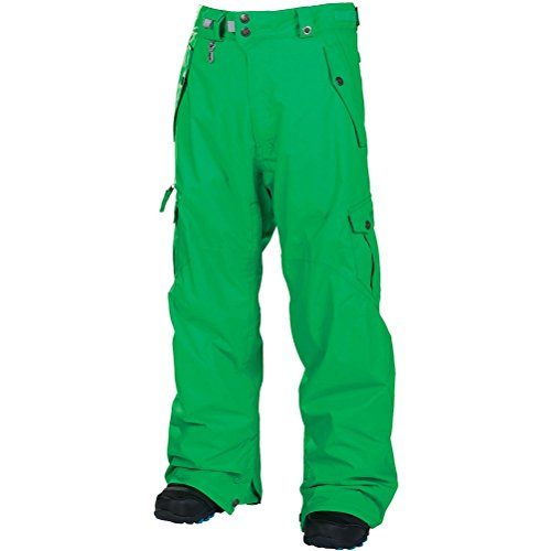 686 Smarty Original Cargo Mens Snowboard Pants XX-Large Kelly Green