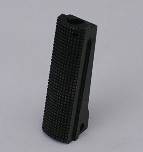 1911 Colt Mainspring Housing Checkered Backing Black (Colt Mainspring Housing compare prices)