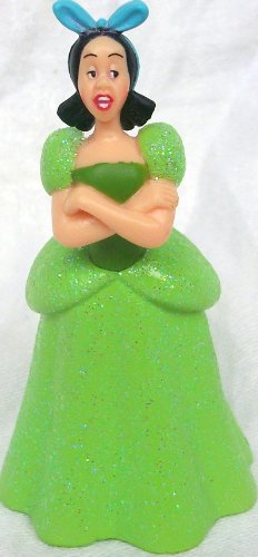 Disney Princess Cinderella, Cinderella's Step Sister Drizella Figure Doll Toy Cake Topper - 1