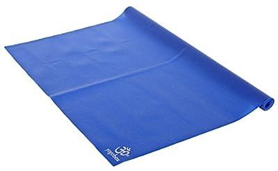 Yogamatte Extrem Super Light Travel Mat dunkel blau, 185 x 60 x 0, 07 cm Material: PVC Gewicht: 0, 40kg