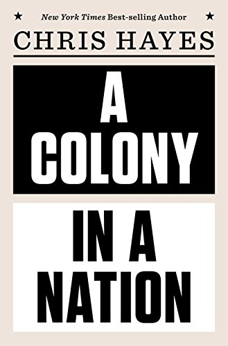 Book Cover: A Colony in a Nation