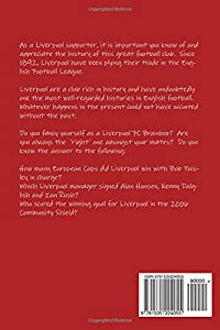 Liverpool Quiz Quota: 300 Questions Every Reds Fan Should Know from CreateSpace Independent Publishing Platform