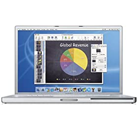 Apple PowerBook Laptop 17