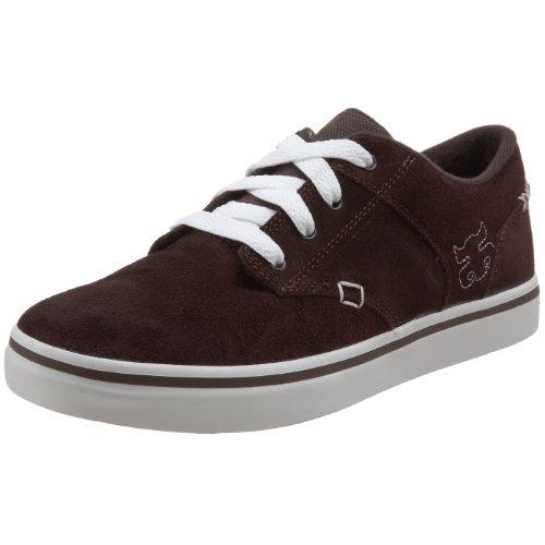 IPATH Men's Reed Low Skate Shoe,Reed Low/Dark Coffee,6 M US