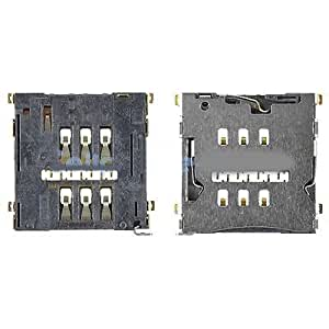SIM Card Tray Slot Holder Reader Connector Replacement Part for LG G2 D800 D801 D802 D803 D805 LS980 VS980