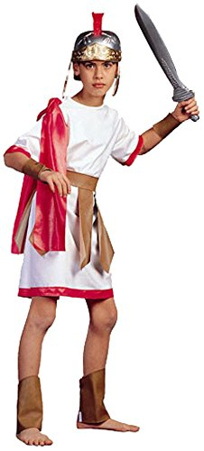 Child's Roman Soldier Easter Costume (Size: Medium 8-10)