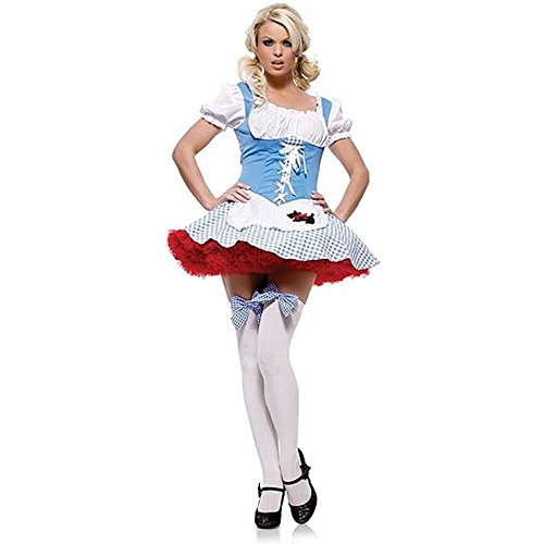 Dorothy Girl Costume - Small - Dress Size 4-6