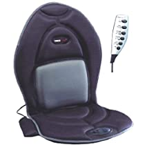 Obusforme Personalized Ac/dc Comfort Seat Cushion with Massage and Heat