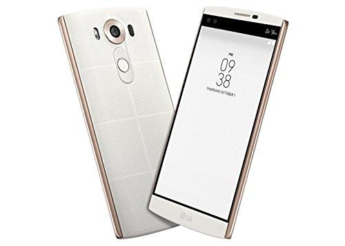 LG V10 Unlocked Smartphone - International Version (White)