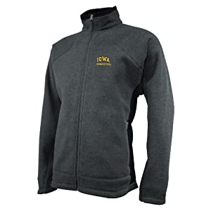 NCAA Iowa Hawkeyes Mens V2X Jacket by Ouray Sportswear