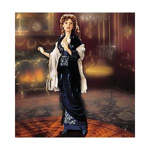 Franklin Mint Rose from TITANIC Doll Flying Scene