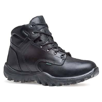 "Timberland Pro Mens Size 7.5 M Work Boots 44589 6"" Jamestown GTX Black Leather"