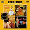 Four Classic Albums Plus [Bidin' My Time / To You From Teddi King / A Girl And Her Songs / All The King's Song]