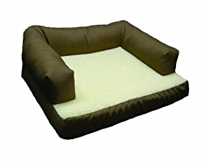 Comfort Pet Products Orthopedic Foam Beastly Bed, 48-Inch, Brown from Comfort Pet Products Inc.