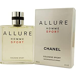 Allure Sport by Chanel for Men, Aftershave Lotion