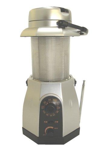 DYNAMO LANTERN 伸縮式発電マルチランタン [手動充電式 & AM/FMラジオ付き] RD-238