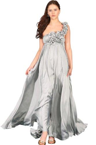 eDressit Grey Evening Prom Dress Ball Gown SZ 18(00093035)