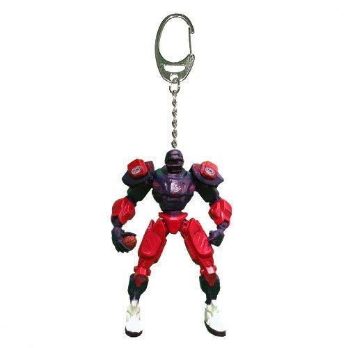 Nfl Houston Texans 3-Inch Fox Sports Team Robot Key Chain