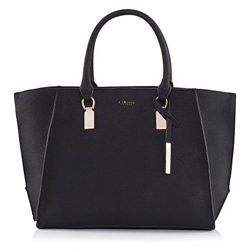 'Acacia', borsa a spalla, colore: nero