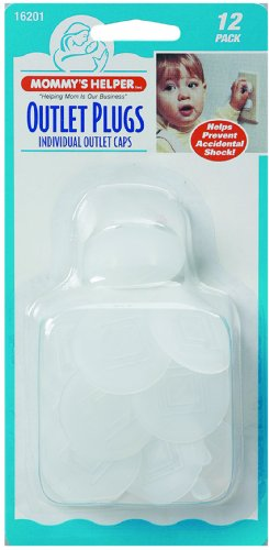 Mommy's Helper Outlet Plugs 12 Pack