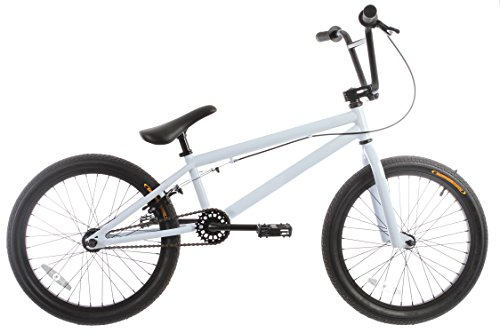 Find Discount Framed Verdict Blank Mens BMX Bike White 20″