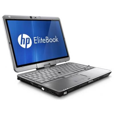 HP EliteBook 2760p LJ539UT 12.1 LED Tablet PC Core i3 i3-2350M 2.3GHz 4GB DDR3 250GB HDD Intel HD 3000 Graphics Bluetooth Fiddle with Print Reader Windows 7 Professional 64-bit Ragged