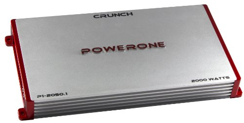 Crunch P1-2050.1 Car Amplifier