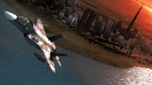 Janes Advanced Strike Fighters screenshot