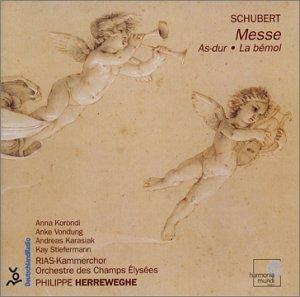 Schubert - Messe en la bémol majeur D.678