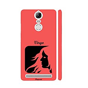 Clapcart Virgo Astrological sign Designer Printed Mobile Back Cover for Lenovo Vibe K5 Note / Lenovo K5 Note - Woodencolor