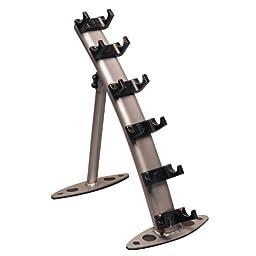 Body Solid GDR10 3 pair Dumbell Rack