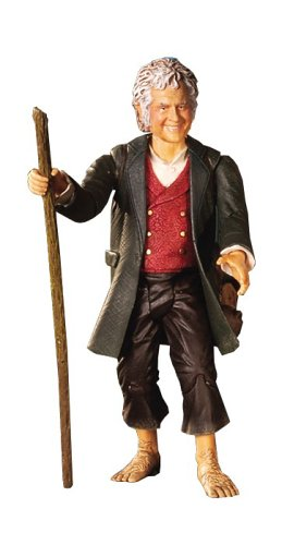 LOTR-TRILOGY- FELLOWSHIP OF THE RING -SERIES 2- TRAVELING BILBO