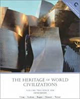 The Heritage of World Civilizations: Volume 2 with NEW MyHistoryLab eText -- Card Package