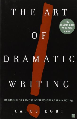 Art of Dramatic Writing Its Basis in the Creative...