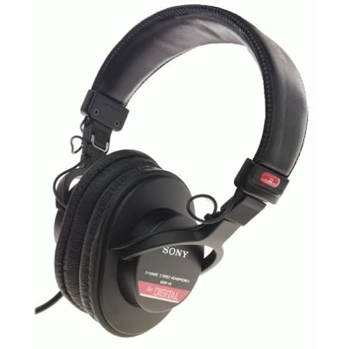 SONY MDR-V6 HEADPHONES