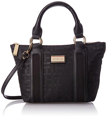 Tommy Hilfiger Lyla Nylon Small Shopper Shoulder Bag