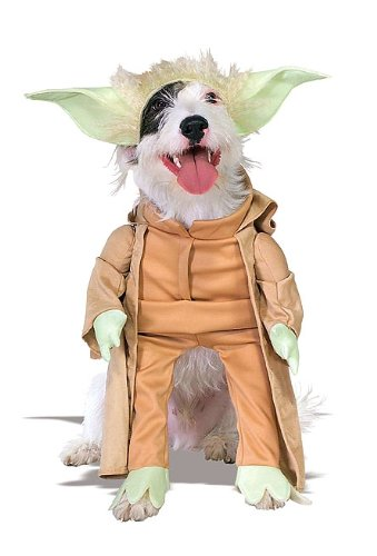 Star Wars Yoda (TM) Pet Dog Costume