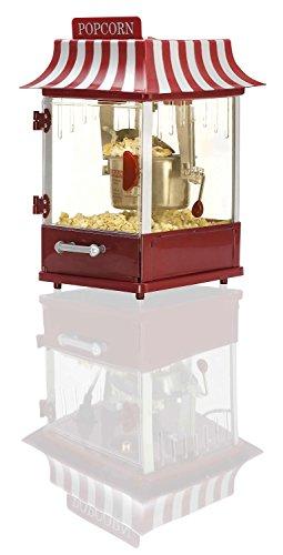 machine-a-pop-corns-xxl-rouge-et-argente-avec-double-mecanisme-dagitation