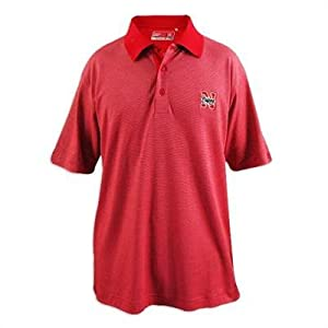 Nebraska Cornhuskers Cutter and Buck Drytec Resolute Polo by Cutter & Buck
