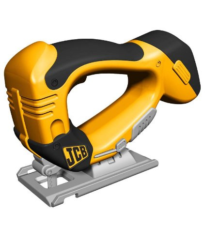 JCB Power Tool Jigsaw Set