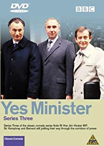 Yes Minister - Series Three [1982] [DVD] [1980]