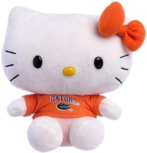UF Florida Gators Hello Kitty- 6 Inc