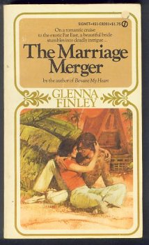 The Marriage Merger, GLENNA FINLEY